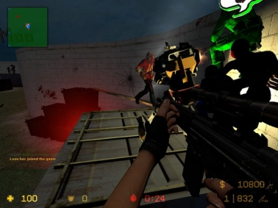 ���� Counter Strike : Zombie Mod