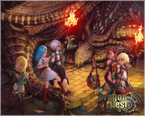 Dragon nest แพทช์ใหม่  Manticore /Apocalypse Hell Mode